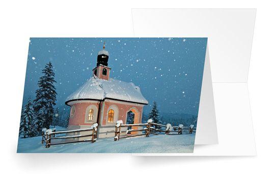 Kapelle im Schnee
