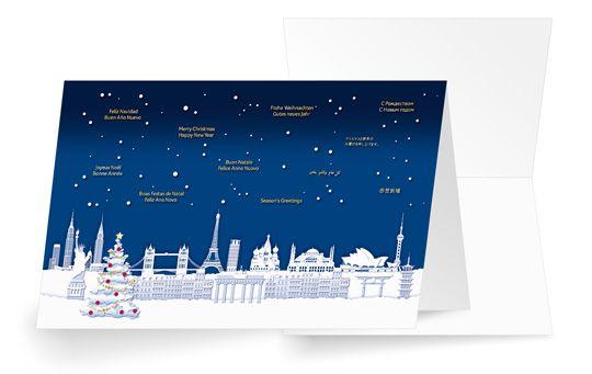 Weihnachten international