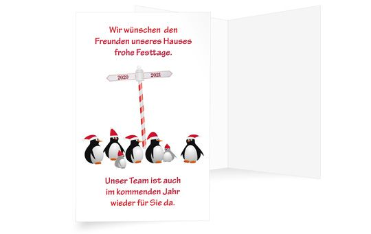 Penguin Wishes