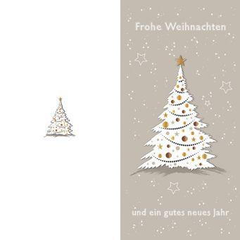White X-Mas Tree