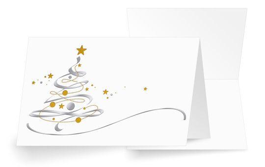 Schwungvolle Weihnacht